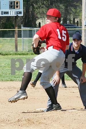 Jr. High Baseball 2008