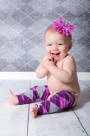 Gianna 6 Months