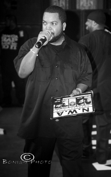 Ice Cube @ The Emerald Theatre - Mt. Clemens Michigan 2008