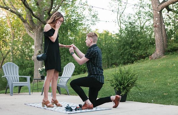 Neal & Emily Proposal