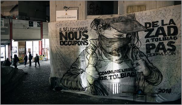 Occupations des Universités françaises