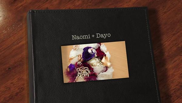 Naomi + Dayo slideshow