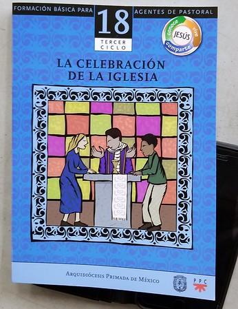 1-16-2019 Introduccion a la Liturgia y a los Sacramentos -Ernesto Amezcua
