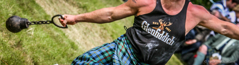 The 2007 Drumtochty Highland Games