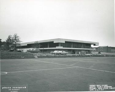 Waldron Student Center