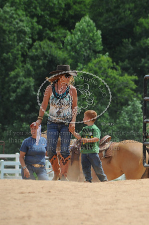 Griffith Horsemanship Fun Horse Show May 19 2012