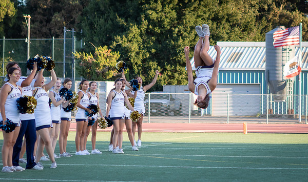 Elk Grove Varsity vs Inderkum 2019