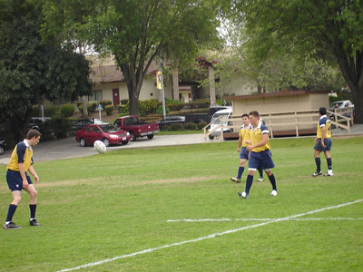 Ryan's Rugby @ Cal Lutheran