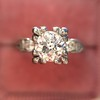 .69ct Transitional Cut Diamond Solitaire 26