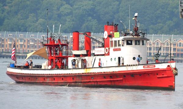 John J Harvey Fire Boat # 2 FIRE BOAT.ORG