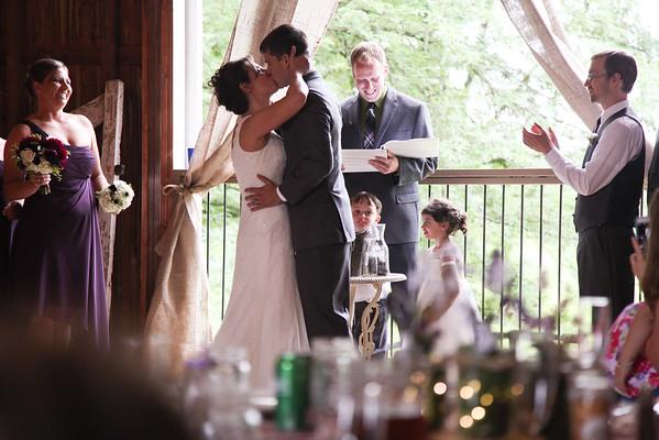 Dan and Michelle Dodd Wedding - June 27, 2015