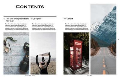 Topics in Media Production, Graphic Design