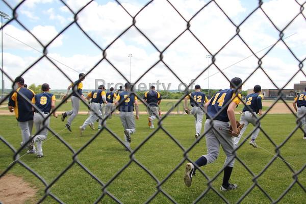 baseball sectional final v. dakota . 5.28.16