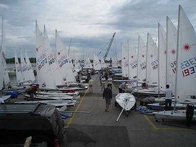 2009 Laser Standard Atlantic Coast Championship