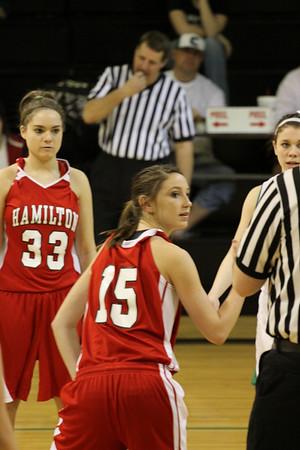Girls Basketball vs. Clifton