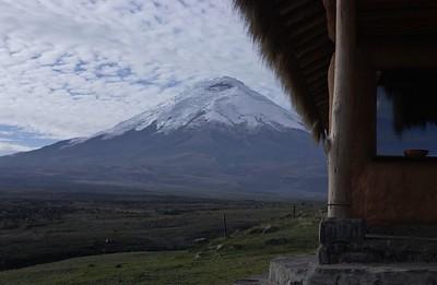 Восхождение на Котопакси (5911м). 2004г.