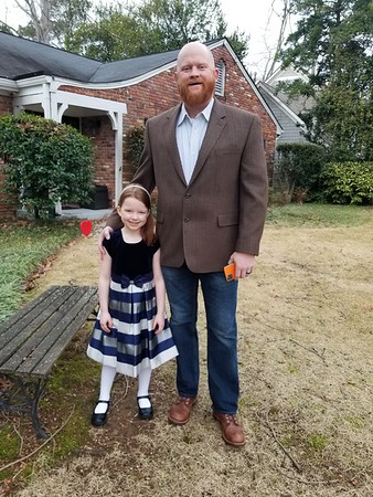 Daddy Daughter Date Night Feb 2020