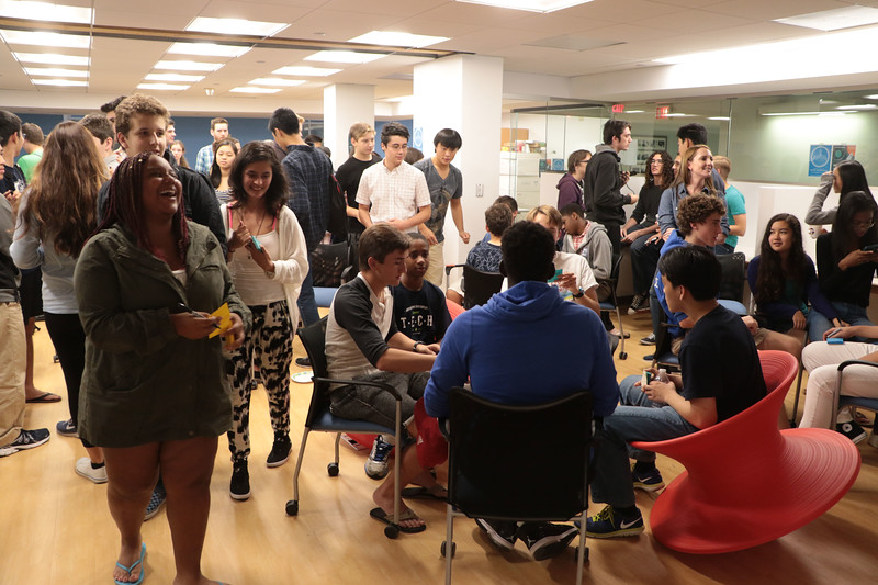 Makerspace Opening