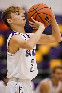 Nicholas, FR Yr Basketball