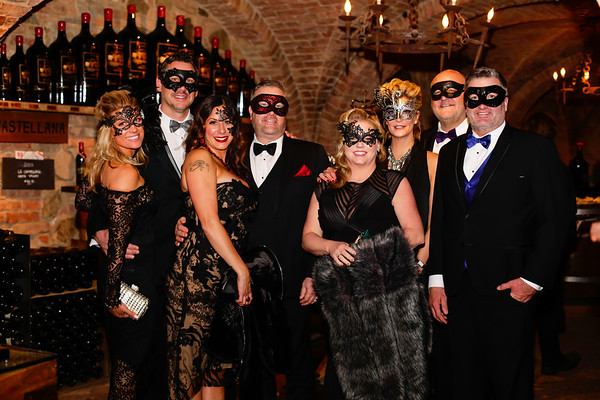NYE Masquerade Ball 2019