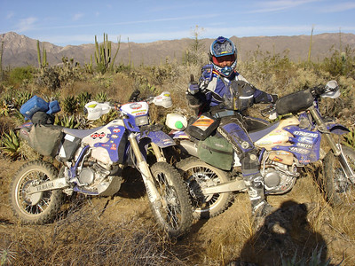 2K miles of Baja Nov 05