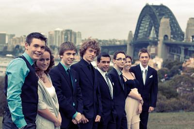 Gymea 2011 Graduates