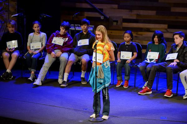 VMS Spelling Bee (2017)