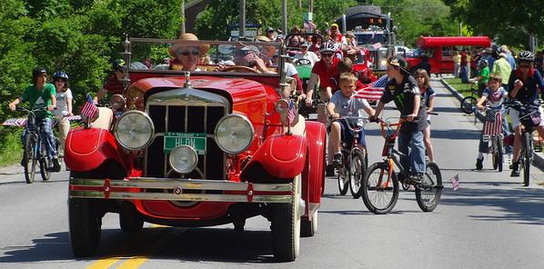 Pullman Parade!