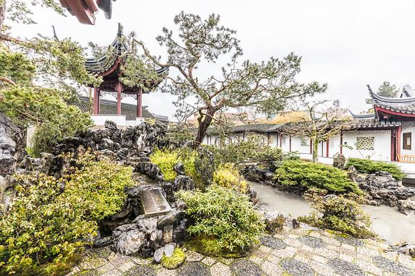 Dr. Sun Yat Sen Classical Chinese Garden (2017-03-11)
