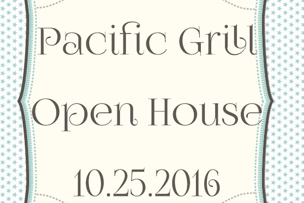 Pacific Grill Open House