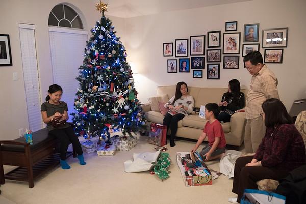 Christmas 2014 Vo Family
