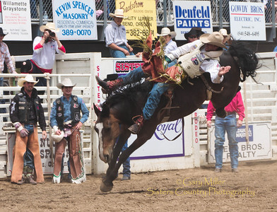 2011 Sisters Rodeo - Saturday Afternoon