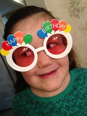 Catherine's 6th Birthday