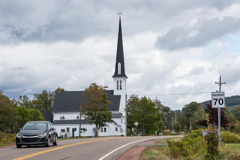 Peniel United Church, Five Islands