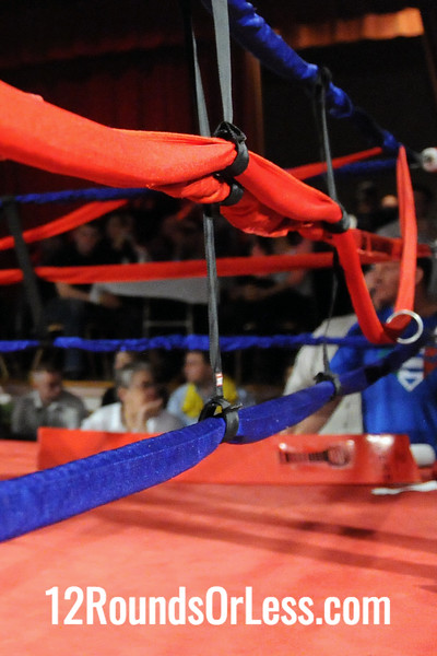 Bout 8 Anthony Maggio, Ray Shafer BC, Penn State Univ. -vs- Dib Kaddah, Wrestling Factory, Cleveland State Univ., 141 lbx, Novice