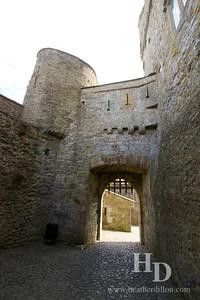 2014-07 Cahir Castle