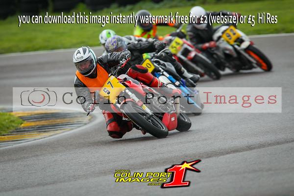 Honda 500s Elite Senior & Sportsman Anglesey TSGB 2018