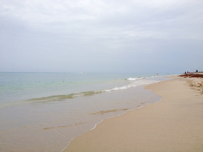 Feels like summer at the beach