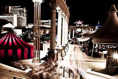 Exploring Las Vegas