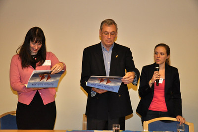 Presentation of CD Pacific - Berlin