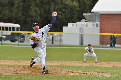Boys Baseball vs. Bridgton Academy 4/8/11