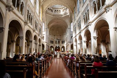 Eventos · Bautismo Victoria y Valentino · Parroquia San Benito Abad