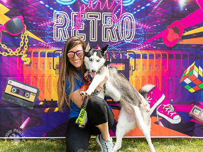 Muddy Paws Awesome 80s 5k  -  June 1, 2019