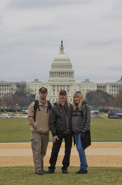 The Coopers Visit DC