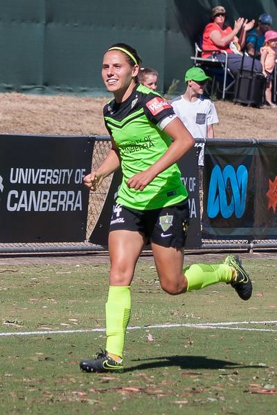 Canberra United vs Perth Glory - January 14th 2017