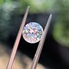 2.08ct Old European Cut Diamond GIA J VVS2 5