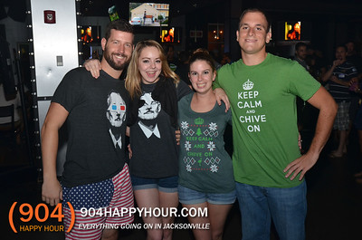 Chive Party @ Whisky River 8.22.13