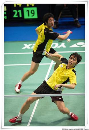 2009 EAG-Badminton