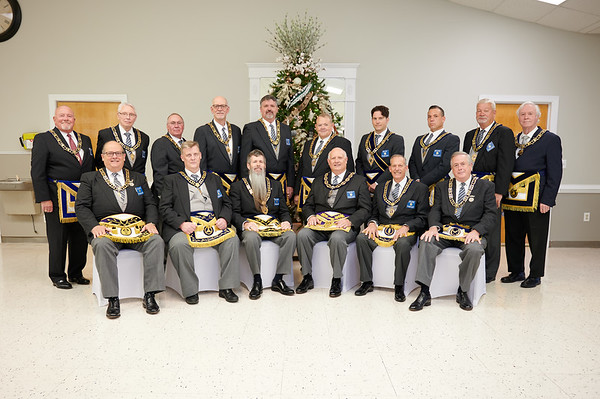 2020-12-05 Grand Master Installation Ceremony