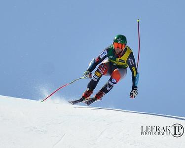 U.S. Alpine Championships 2013 Super G